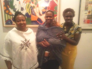 Wangari Mathaai Institute & Green Belt Movement Reception 9.22.13