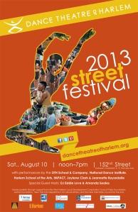 DTH Festival 2013 Poster