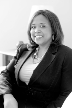 Cheryl Hall-Russell, President and CEO of Hill House Association