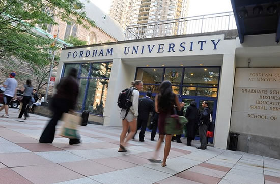 Fordham University, The Bronx, New York