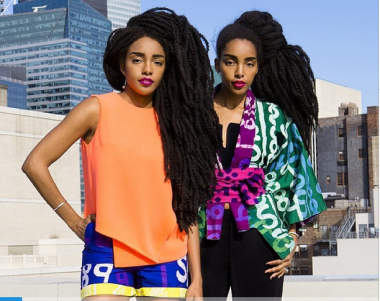 Quann Sisters for Studio189