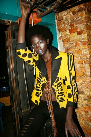 Uganda's Stacie 'Queen' Aamito was named winner of the first ever Africa's Next Top Model, organized by Oluchi Onweagba Orlandi, after reaching the top three in the continental modeling competition. - See more at: http://www.okayafrica.com/style-2/africas-next-top-model-aamito-stacie-queen/#slide3
