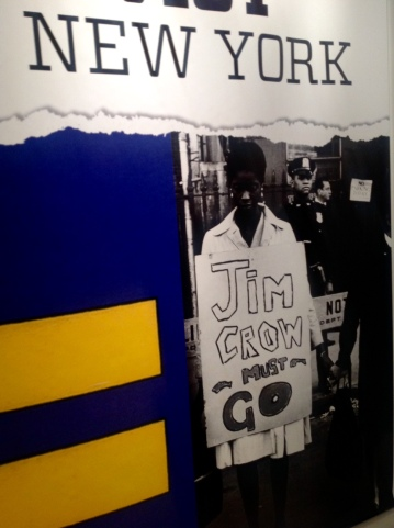 Activist New York Exhibit