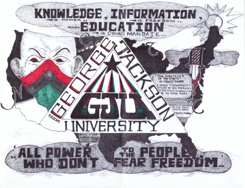George-Jackson-University-art-by-Damu-Katika-Chimurenga-web