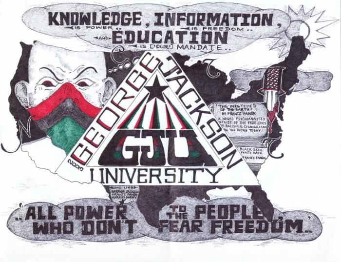 George-Jackson-University-art-by-Damu-Katika-Chimurenga-web
