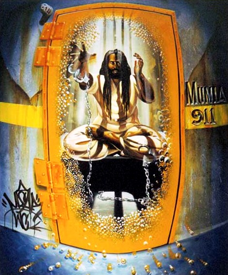 mear-mumia graffiti
