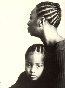 Nina & Lisa Simone (White Roses for Nina)
